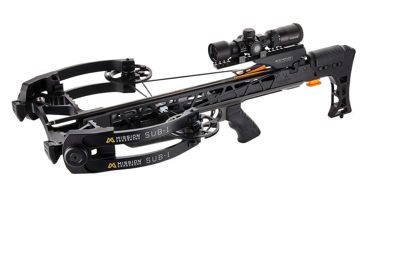 Crossbow pistol: characteristics, description, photo
